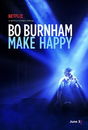 Bo Burnham: Make Happy – Magnetlank